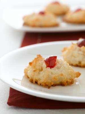 Coconut Potato Macaroons